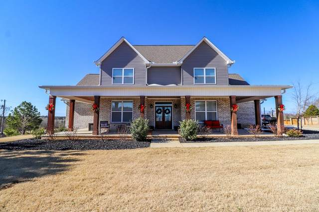 538 Rock Springs Dr, OXFORD, MS 38655 (MLS #147589) :: John Welty Realty