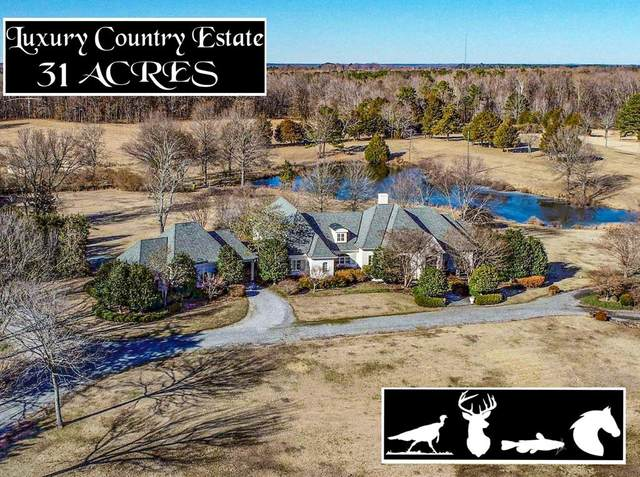 1205 Pine Lodge Road, BATESVILLE, MS 38606 (MLS #147629) :: Oxford Property Group