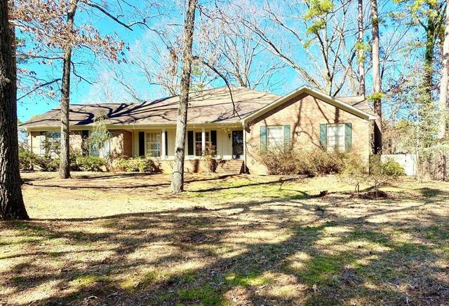 601 Cedar, NEW ALBANY, MS 38652 (MLS #147647) :: Oxford Property Group