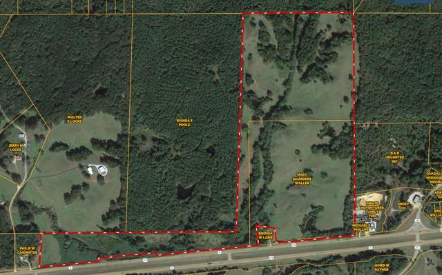 -- Highway 6 West, OXFORD, MS 38655 (MLS #147658) :: Oxford Property Group