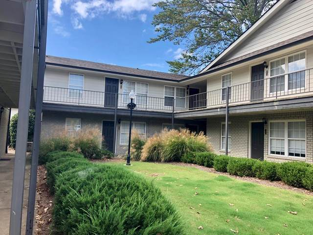 1802 Jackson Ave. #167, OXFORD, MS 38655 (MLS #147669) :: Nix-Tann and Associates