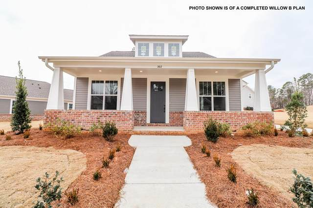 535 Shreve Oak Circle, OXFORD, MS 38655 (MLS #147677) :: Cannon Cleary McGraw