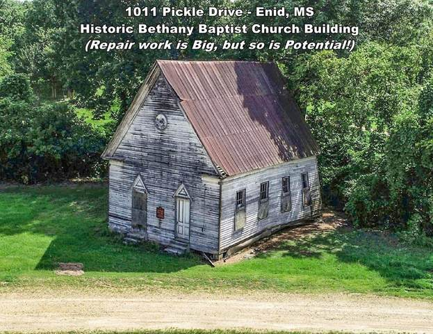 1011 Pickle Drive - Enid, ENID, MS 38927 (MLS #147720) :: John Welty Realty