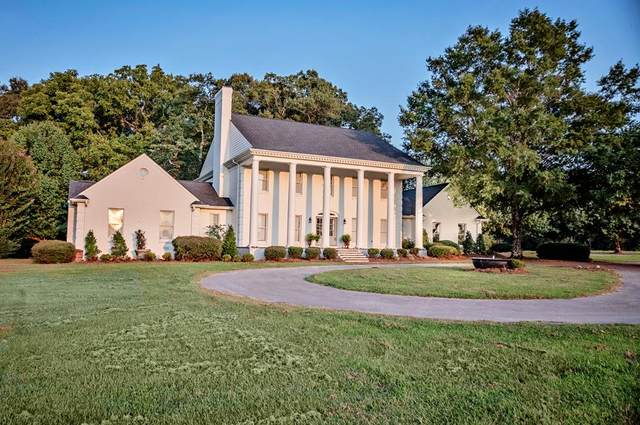 110 Cr 2068, OXFORD, MS 38655 (MLS #147742) :: Oxford Property Group