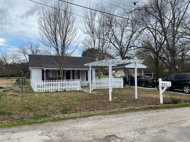 411 N. Madison St, Calhoun City, MS 38916 (MLS #147743) :: Cannon Cleary McGraw