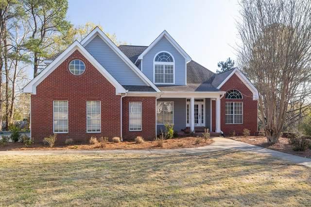 431 Cherokee Drive, OXFORD, MS 38655 (MLS #147758) :: Nix-Tann and Associates