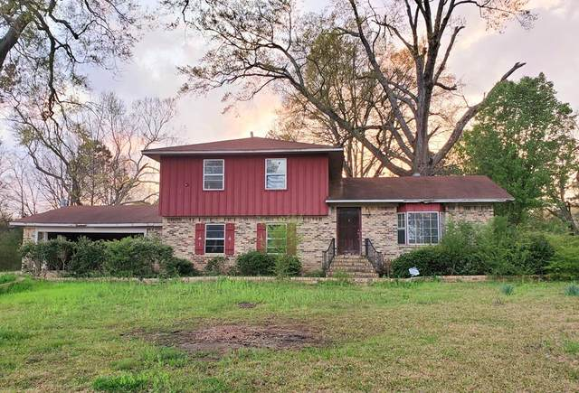 611 N. Jackson St., Calhoun City, MS 38916 (MLS #147804) :: Cannon Cleary McGraw
