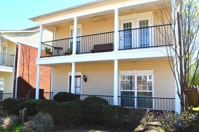137 Twin Gates Drive, OXFORD, MS 38655 (MLS #147825) :: Nix-Tann and Associates