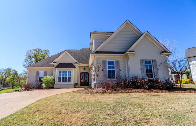 136 Oxmoor Ridge, OXFORD, MS 38655 (MLS #147836) :: Oxford Property Group