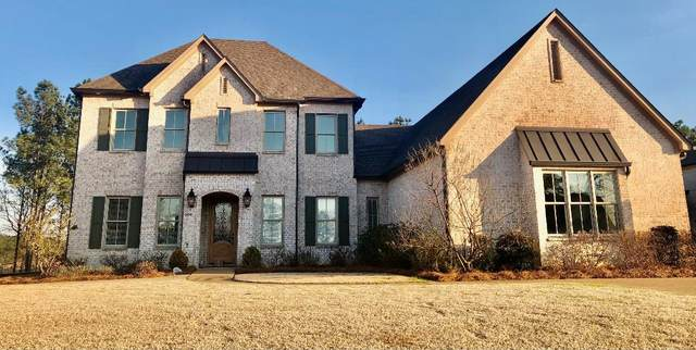 504 Fazio Drive Extended, OXFORD, MS 38655 (MLS #147838) :: Nix-Tann and Associates