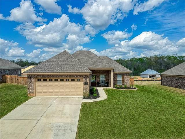 1050 Pebble Creek Drive, OXFORD, MS 38655 (MLS #147926) :: Oxford Property Group
