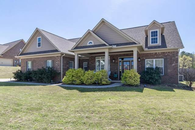 629 Taylor Overlook Drive, TAYLOR, MS 38673 (MLS #147938) :: Cannon Cleary McGraw