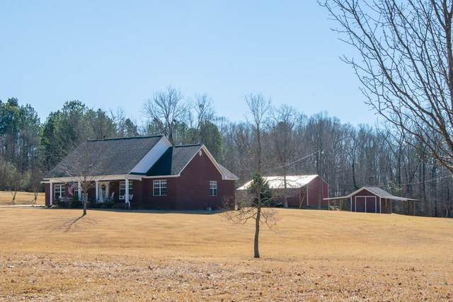 88A Cr 257, BRUCE, MS 38915 (MLS #147971) :: Nix-Tann and Associates