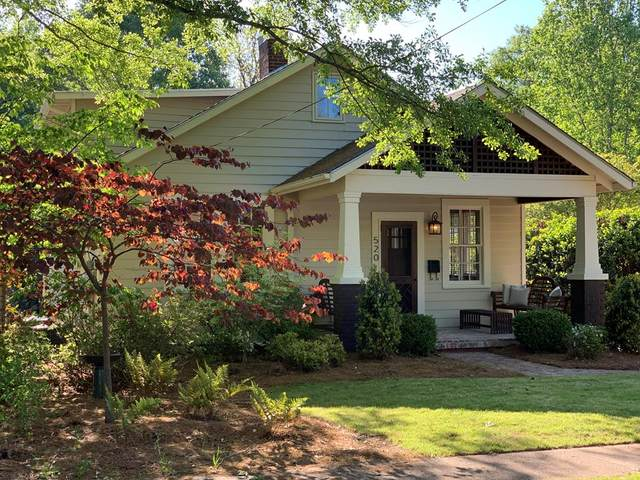 520 N. 14th Street, OXFORD, MS 38655 (MLS #147972) :: John Welty Realty