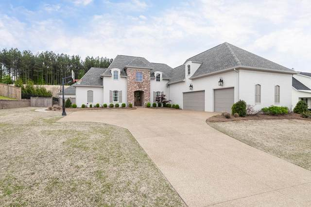 520 Fazio Ext., OXFORD, MS 38655 (MLS #147993) :: Nix-Tann and Associates