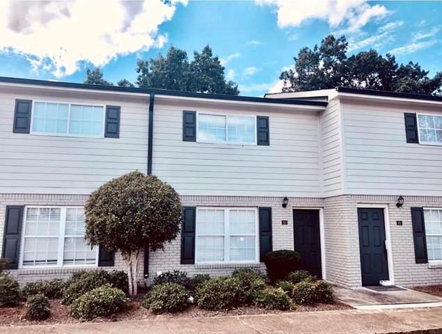 1802 West Jackson Ave. #21, OXFORD, MS 38655 (MLS #148003) :: Nix-Tann and Associates