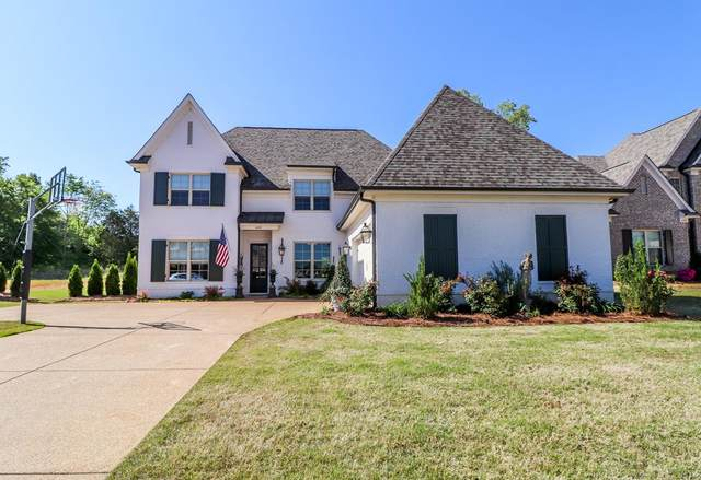 689 Centerpointe Cove, OXFORD, MS 38655 (MLS #148009) :: John Welty Realty