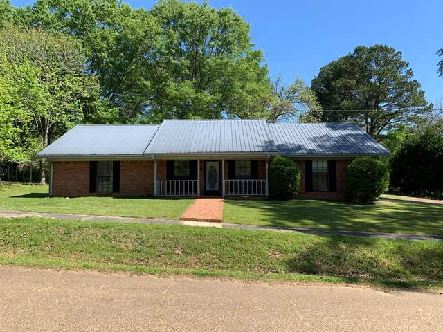 200 S Court St, WATER VALLEY, MS 38965 (MLS #148014) :: Nix-Tann and Associates