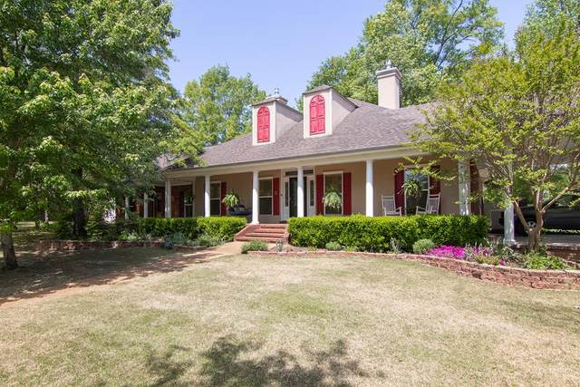 9 Cr 4073, OXFORD, MS 38655 (MLS #148016) :: Cannon Cleary McGraw