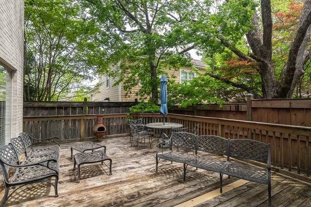 1001 Jefferson Avenue, Unit 8, OXFORD, MS 38655 (MLS #148059) :: Oxford Property Group