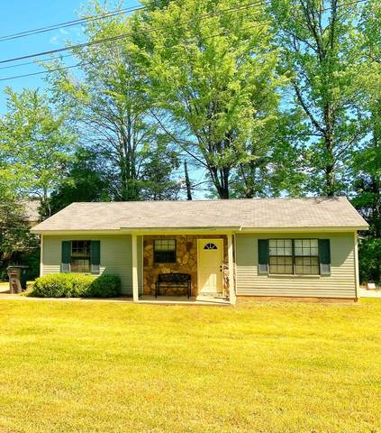 25 Cr 302, OXFORD, MS 38655 (MLS #148063) :: Oxford Property Group