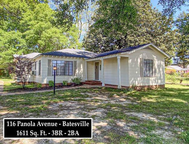 116 Panola Avenue, BATESVILLE, MS 38606 (MLS #148067) :: Cannon Cleary McGraw