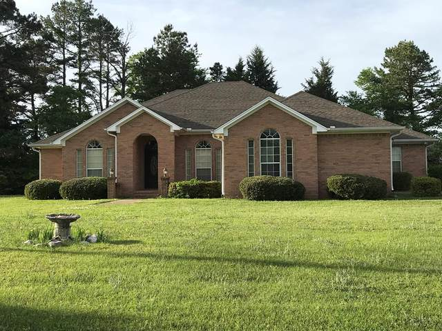 308 County Road 204, ABBEVILLE, MS 38601 (MLS #148083) :: John Welty Realty