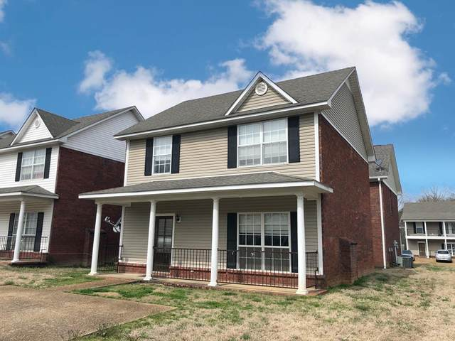 134 Twin Gates, OXFORD, MS 38655 (MLS #148100) :: Cannon Cleary McGraw