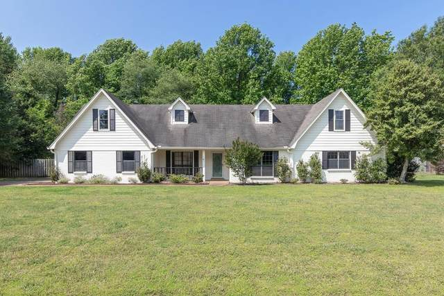 513 Wedgewood, OXFORD, MS 38655 (MLS #148113) :: Oxford Property Group