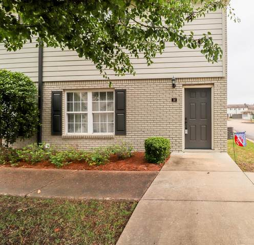 1802 Jackson Ave. #38, OXFORD, MS 38655 (MLS #148146) :: Cannon Cleary McGraw