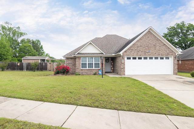 101 Franklin Dr, OXFORD, MS 38655 (MLS #148149) :: Cannon Cleary McGraw