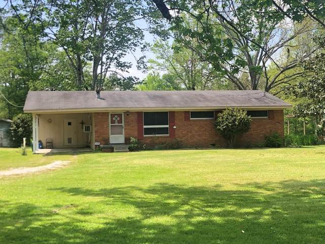 417 N. Strong Street, Derma, MS 38839 (MLS #148174) :: Cannon Cleary McGraw