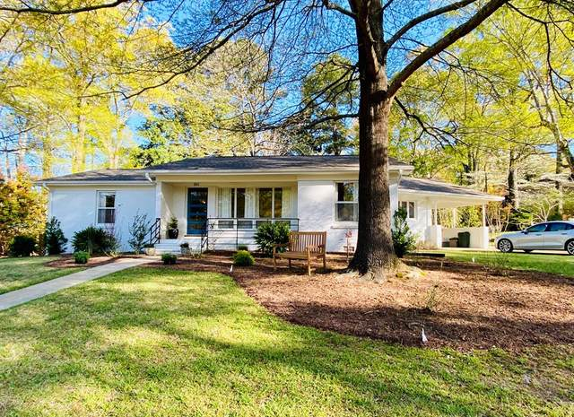301 Longest, OXFORD, MS 38655 (MLS #148187) :: Nix-Tann and Associates