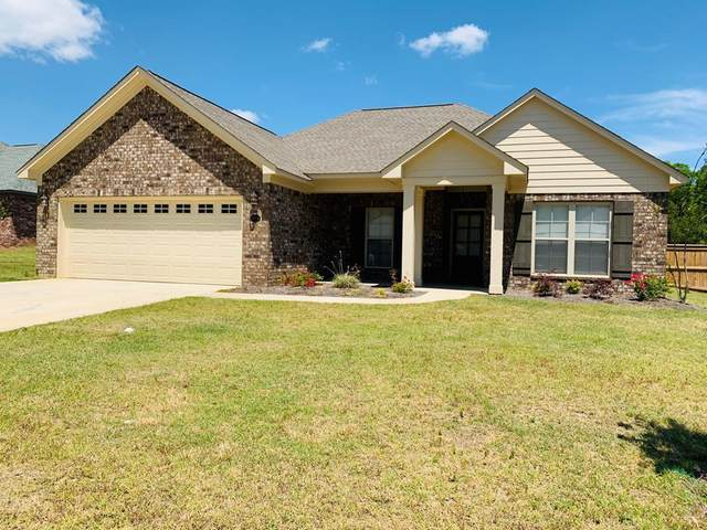 1034 Pebble Creek Drive, OXFORD, MS 38655 (MLS #148191) :: Nix-Tann and Associates