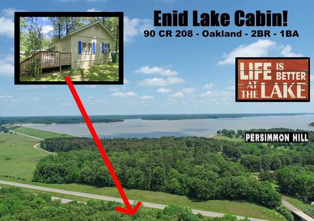 90 Cr 208, OAKLAND, MS 38948 (MLS #148207) :: Oxford Property Group