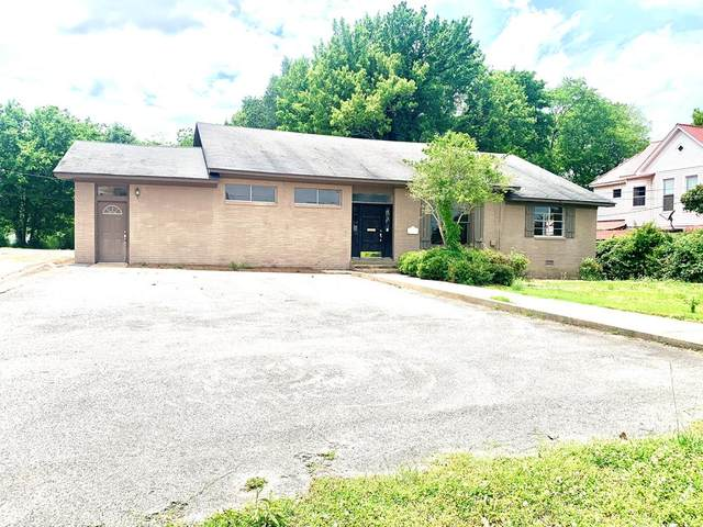104 E Main Street, NEW ALBANY, MS 38652 (MLS #148215) :: Cannon Cleary McGraw