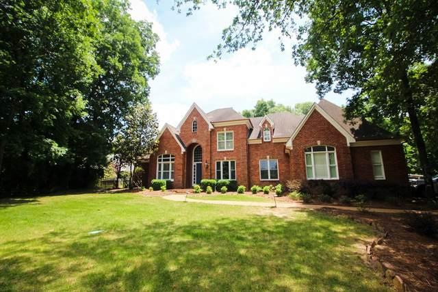 3814 Majestic Oaks Drive, OXFORD, MS 38655 (MLS #148239) :: Oxford Property Group