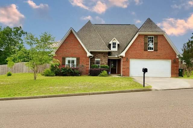 201 Forest Glen Drive, OXFORD, MS 38655 (MLS #148317) :: Nix-Tann and Associates