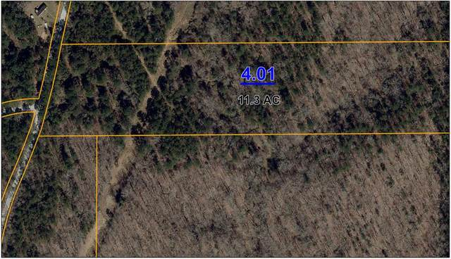 11.3ac Cr 323, OXFORD, MS 38655 (MLS #148353) :: Oxford Property Group