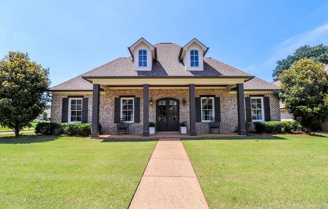 319 Abbey Lane, OXFORD, MS 38655 (MLS #148390) :: Cannon Cleary McGraw