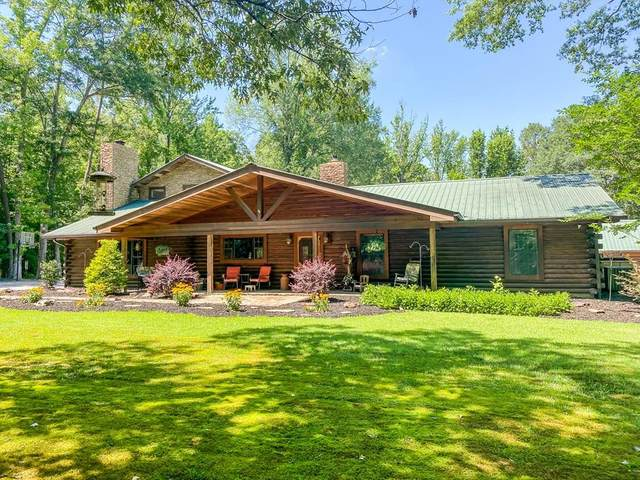 803 Hwy 30 E, OXFORD, MS 38655 (MLS #148411) :: John Welty Realty