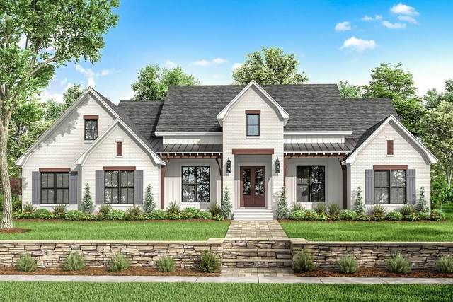 Lot 16 Cr 103, OXFORD, MS 38655 (MLS #148461) :: Cannon Cleary McGraw