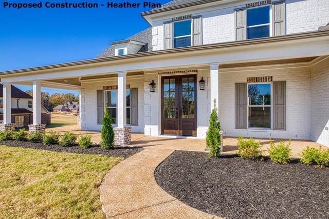205 Stable Run, OXFORD, MS 38655 (MLS #148469) :: Oxford Property Group
