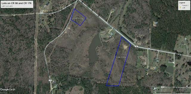 Lot# 2 County Road 96, WATER VALLEY, MS 38965 (MLS #148473) :: Cannon Cleary McGraw