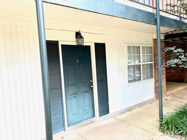 2216 #4 Church Street, OXFORD, MS 38655 (MLS #148532) :: Cannon Cleary McGraw