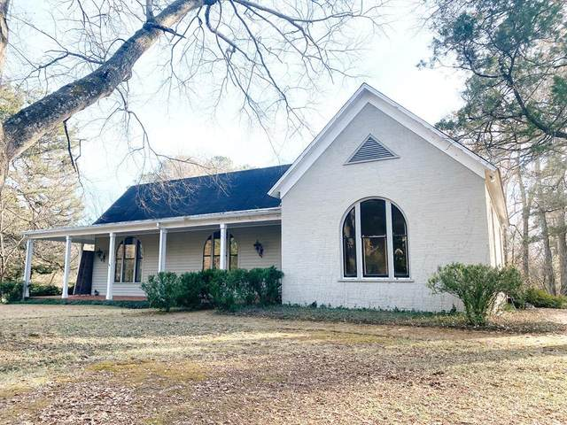 916 Old Taylor Rd., OXFORD, MS 38655 (MLS #148567) :: John Welty Realty