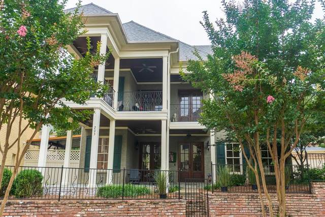 203 Musicians Quarter, OXFORD, MS 38655 (MLS #148614) :: Cannon Cleary McGraw