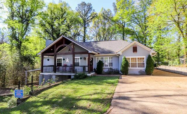 1116 Grant Circle, OXFORD, MS 38655 (MLS #148621) :: Oxford Property Group