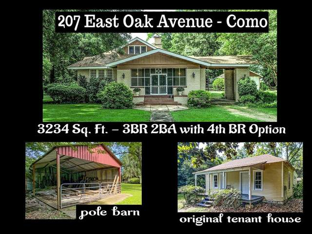 207 East Oak Avenue, COMO, MS 38619 (MLS #148638) :: Nix-Tann and Associates