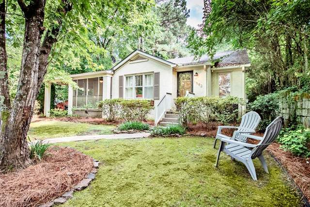 1582 Buchanan Avenue, OXFORD, MS 38655 (MLS #148647) :: Cannon Cleary McGraw